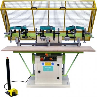 WR Multiple-Spindle Drilling Machine