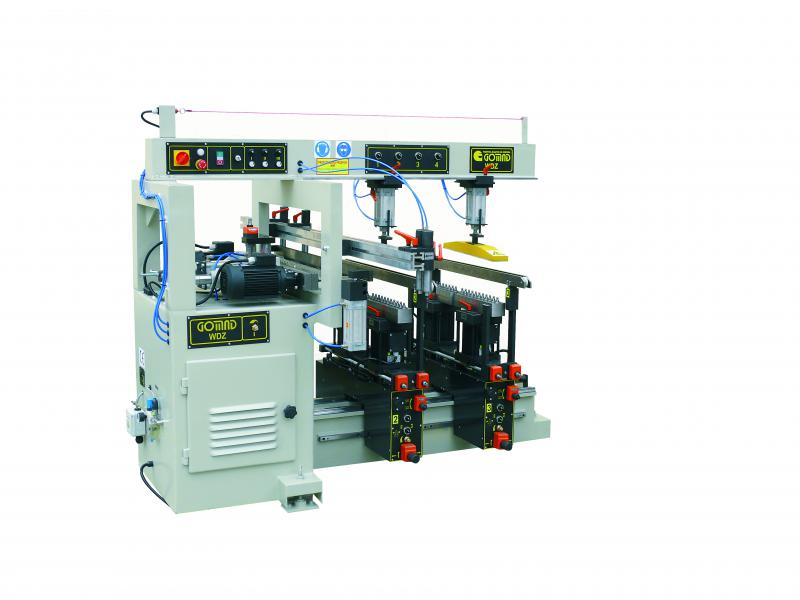 The WDZ-3 drilling machine